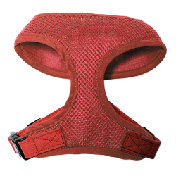 FREEDOM HARNESS - RED (GOOBY)