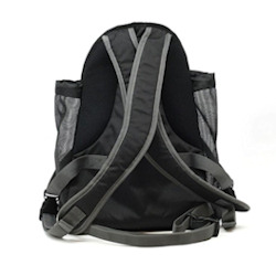 Front Carrier Small - Black