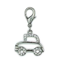CAR CHARM - CLEAR (Aria)