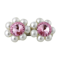 Barette Pearls - Fancy