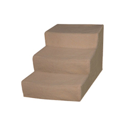 Dog Stairs - Cream / Beige