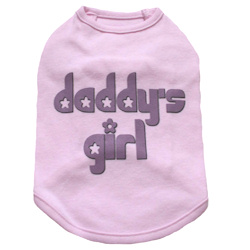 DADDYS GIRL - TANK (Pet Boutique)