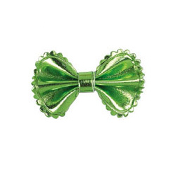 METALLIC BOW - GREEN (Aria)