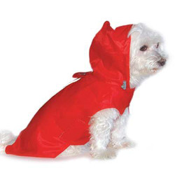 DOGO RAIN COAT - RED (DOGO)