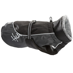 Hurtta Pro Dog Coat - Black