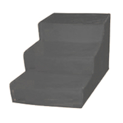 Dog Stairs - Grey - Large