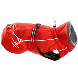 Hurtta Pro Dog Coat - Red