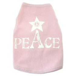 PEACE TANK - PINK (ISS)