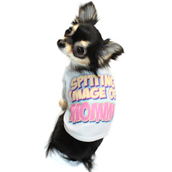 SPITTING IMAGE OF MOMMY - TEE (Pet Boutique)
