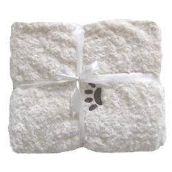 Super Soft Blanket - Offwhite