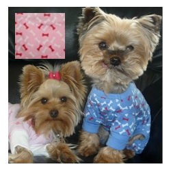 PAJAMAS WITH BONES - PINK (Pet Boutique)