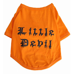 LITTLE DEVIL TEE (Little Bones)