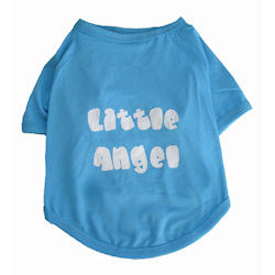 LITTLE ANGEL TEE (Little Bones)