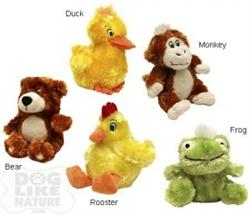 BABBLE BUDDIES - ROOSTER (Plush Puppies)