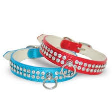CELEBRITY STYLE COLLAR - RED (DOGO)