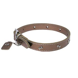 Metallic Collar - Bronze