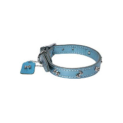Metallic Collar - Blue