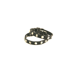 Spikes Collar - Black