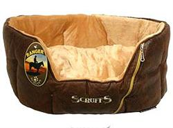 Ranger Scruffs - Brown