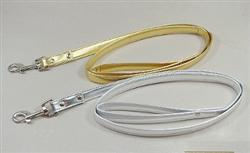 Metallic Leash - Silver