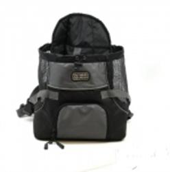 FRONT CARRIER MEDIUM - BLACK (Outward Hound)