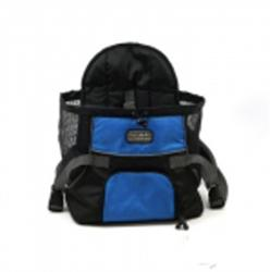 FRONT CARRIER MEDIUM - BLUE (Outward Hound)