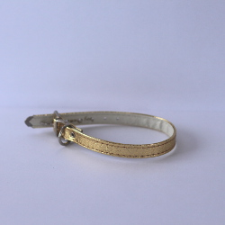 Metallic Collar - Gold