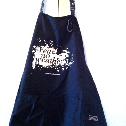 GROOMER APRON - BLACK (Hurtta)