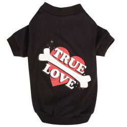 TRUE LOVE TEE (Casual Canine)