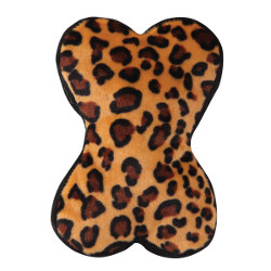 Plush Bone - Leopard