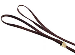 Show Lead with Clip - Brown