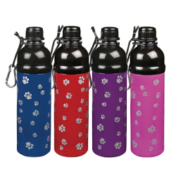 Pet Water Bottle - Pink
