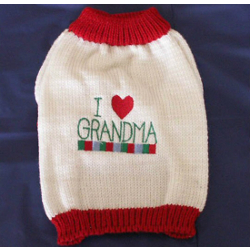 I Love Grandma Sweater
