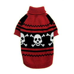 Happy Skull Sweater