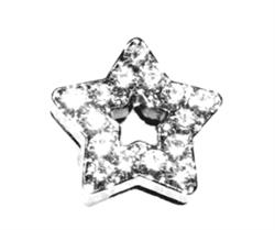 CHARM - SILVER STAR (Pet Boutique)
