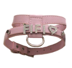 CHARM HARNESS - PINK (Pet Boutique)