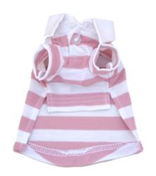 GOLF POLO - PINK (Pet Boutique)
